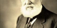الكسندر غراهام بيل مخترع التليفون